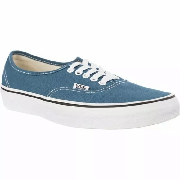 gorący produkt wykwintny styl niepokonany x Vans authentic Corsair blue canvas sneaker shoes NWT